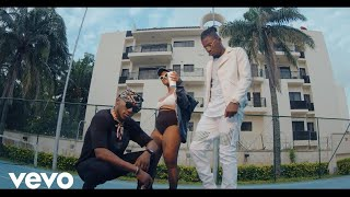 Смотреть клип Dj Spinall - On A Low Ft. Ycee