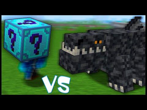 Воздушный Лаки Блок VS Поедатель Фризов - Лаки Битва #28