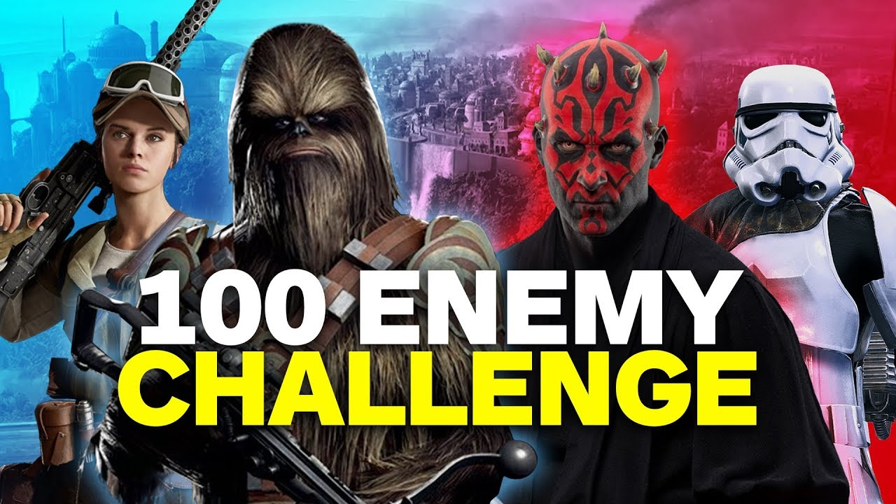 Taking Out 100 Enemies in Battlefront II: IGN vs PlayStation Access