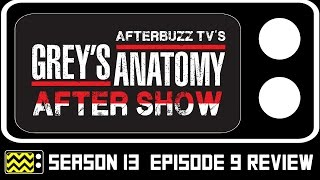 Grey's Anatomy Season 13 Episode 9 Review & After Show | AfterBuzz TV