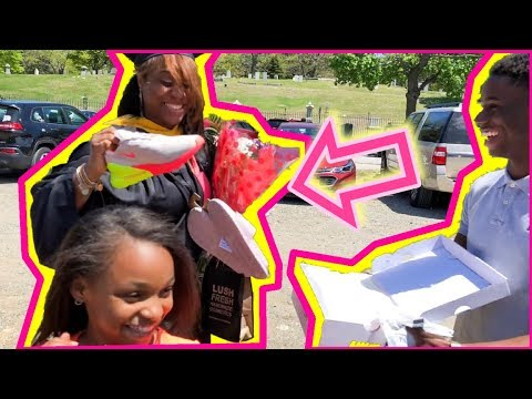 SURPRISING OUR MOM WITH GIFTS!!!