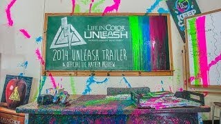 LIC Unleash Trailer - Life In Color 2014