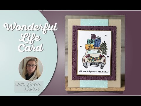 Coffee & Crafts Class:  Wonderful Life