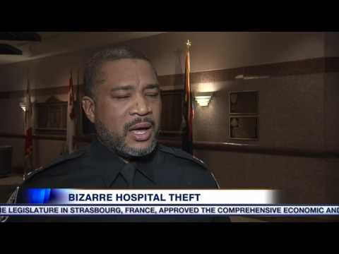 Video: $1.2M of medical equipment stolen from Toronto Western Hospital