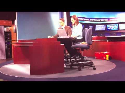 Things I LIke, Day #6 - TV News Studios