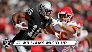 "Tyrell Williams: ""You can't cover me!"" 