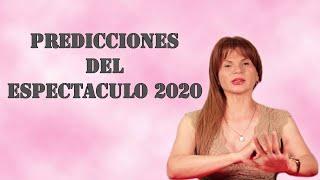 #PREDICCIONES DEL #ESPECTACULO #AÑO2020