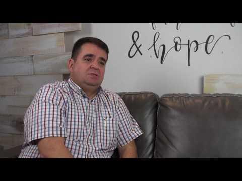 Juan Carlos Monroy un Testimonio de Esperanza.