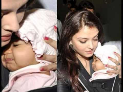 Aishwarya Rai Baby Recent Lates Photos Images Pictures 2013