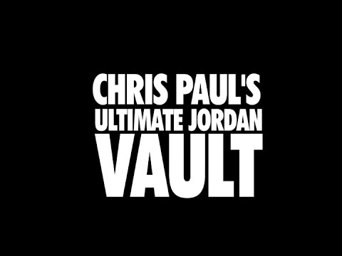 db88be8853f5ab Chris Pauls Sneaker Collection - YouTube