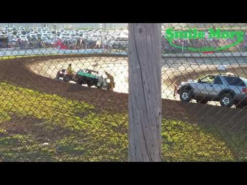 B Mods Heat 1 & 2 Springfield Raceway June 10 2017