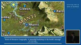 Book of Mormon Geography - A powerful backdrop to books message   Tyler Griffin   BMC 2018