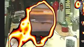 WetFire Stove Esbit & Heinie Pot - Boil Test 3