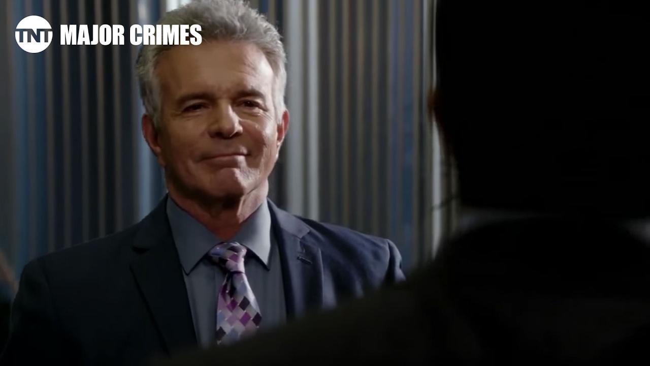 Download Major Crimes: Sharon and Andy Relationship- Season 4, Ep. 8 [CLIP] | TNT