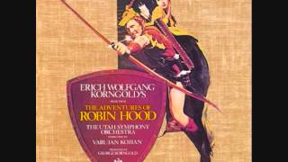 The Adventures of Robin Hood - Robin and Marian