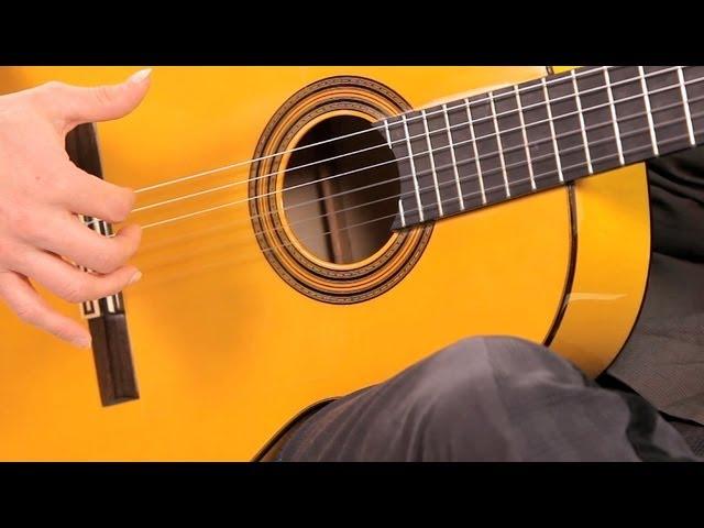 How to Play Alzapua | Flamenco Guitar