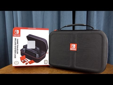 The Ultimate Nintendo Switch Carry-All Travel Case - YouTube 9dcc203c77970