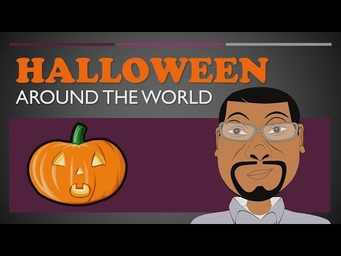 Halloween Educational Video for Students Episode! Learn about Halloween Around the World