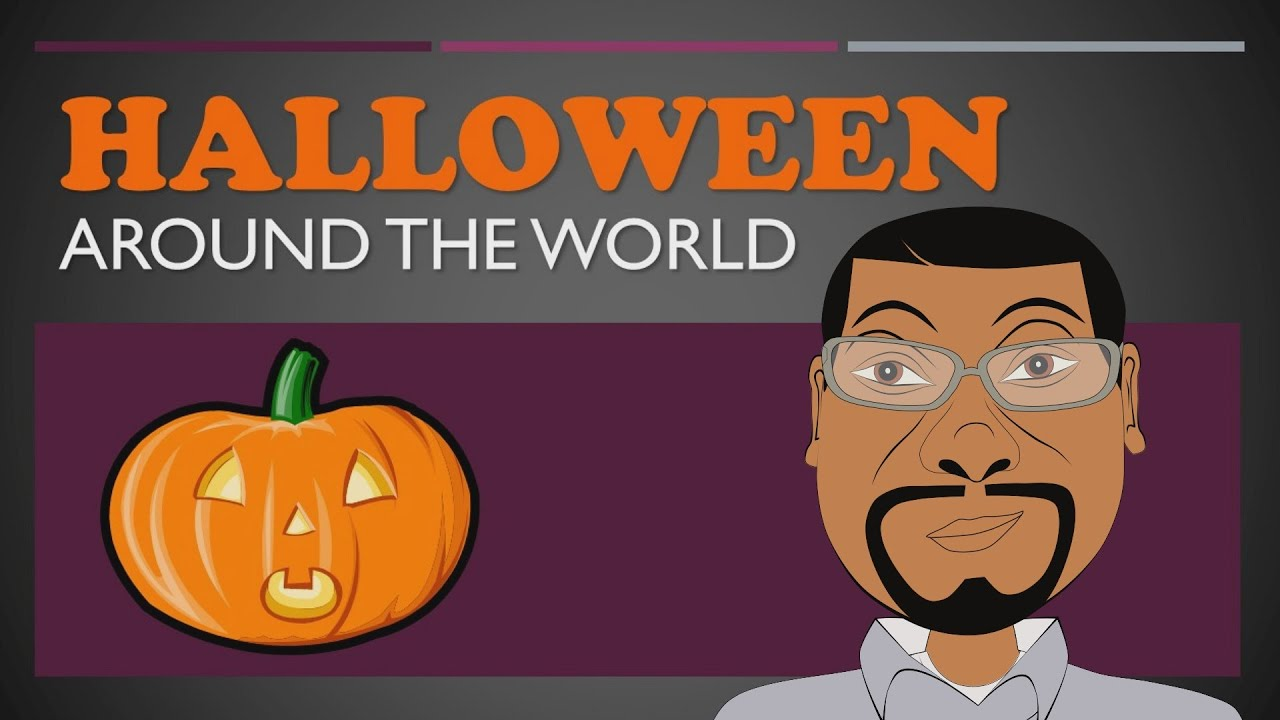 Halloween Educational Video for Students Episode! Learn ...