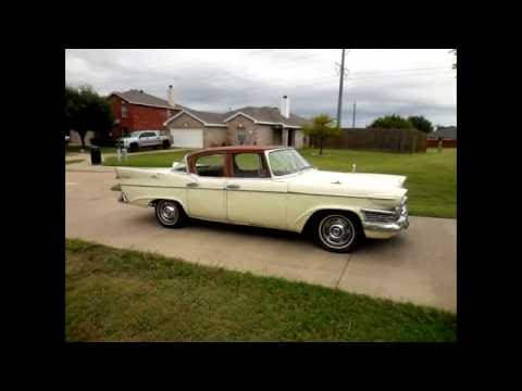 1958 Studebaker Commander Rescue Video 13