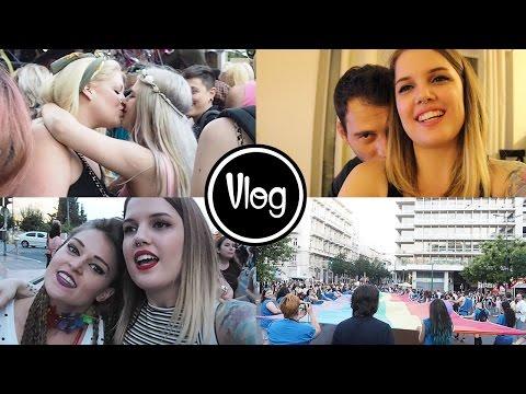 Πήγα στο Athens Pride 2016 | i Mikri Ollandeza