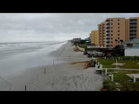 New Smyrna Beach Conditions Update - After the Storm