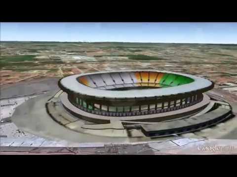Brasil Stadiums  Football 2014 FIFA World Cup ملاعب كاس العالم برازيل
