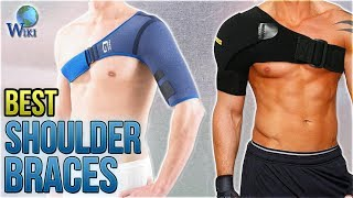 10 Best Shoulder Braces 2018