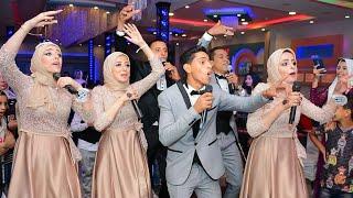 اخوات العروسة والعريس مصدقوا ريحوا منهم البشريه©اغنية فرحك بصوتك