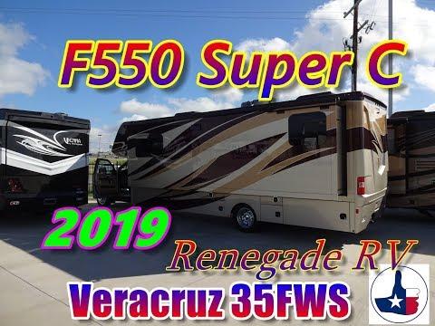 Renegade RV Super C Veracruz 35FWS | Super Fun In This F550
