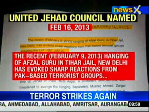 Hyderabad blasts 'made in Pakistan': Reports