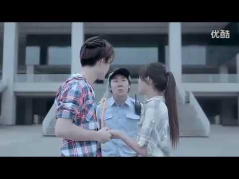 爱情微电影《对面车站的女孩》