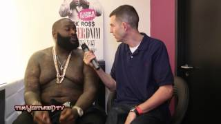 Westwood - Rick Ross losing weight, eating pears #RossFit