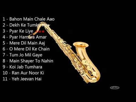 saxophone-instrumental-bollywood