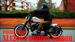 Sportster Umbau: Jetzt wird GEFAHREN! Part 2/3 - Harley-Davidson Hamburg Nord
