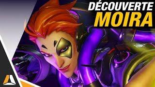 Présentation du Nouveau Héros Support : MOIRA ! (avec Locklear)