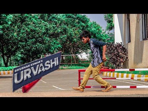 Urvashi Video   Shahid Kapoor   Kiara Advani   Yo Yo Honey Singh   Cover by Roshan