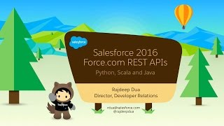 Force.com REST APIs with Java, Scala and Python