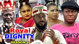 ROYAL DIGNITY SEASON 6 - (New Trending Movie HD) Frederick Leonard 2021 Latest Nigerian  Movie