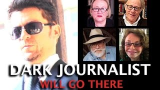 DARK JOURNALIST WILL GO THERE IN 2016! DEEP STATE UFOS & MEDIA COVER UP!