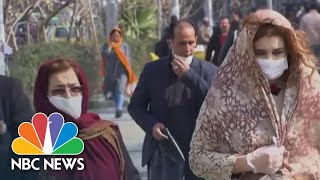 Iranian Deputy Health Minister Diagnosed With Coronavirus | NBC News NOW