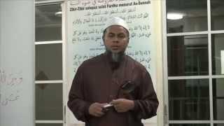 Tadaabur Surah Yasin 36/ : Ayat 37 - 40