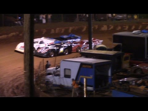 Winder Barrow Speedway Limited Late Model Feature 8/27/16