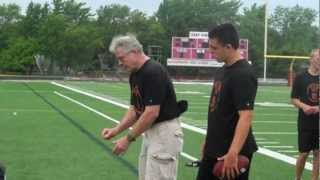 QB Drills and Skills for Youth Football