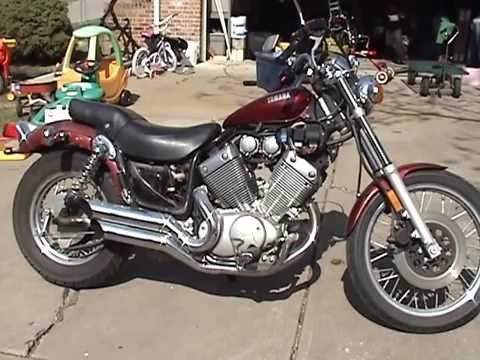 1987 yamaha xv535 535 virago parts bike 0814 youtube. Black Bedroom Furniture Sets. Home Design Ideas