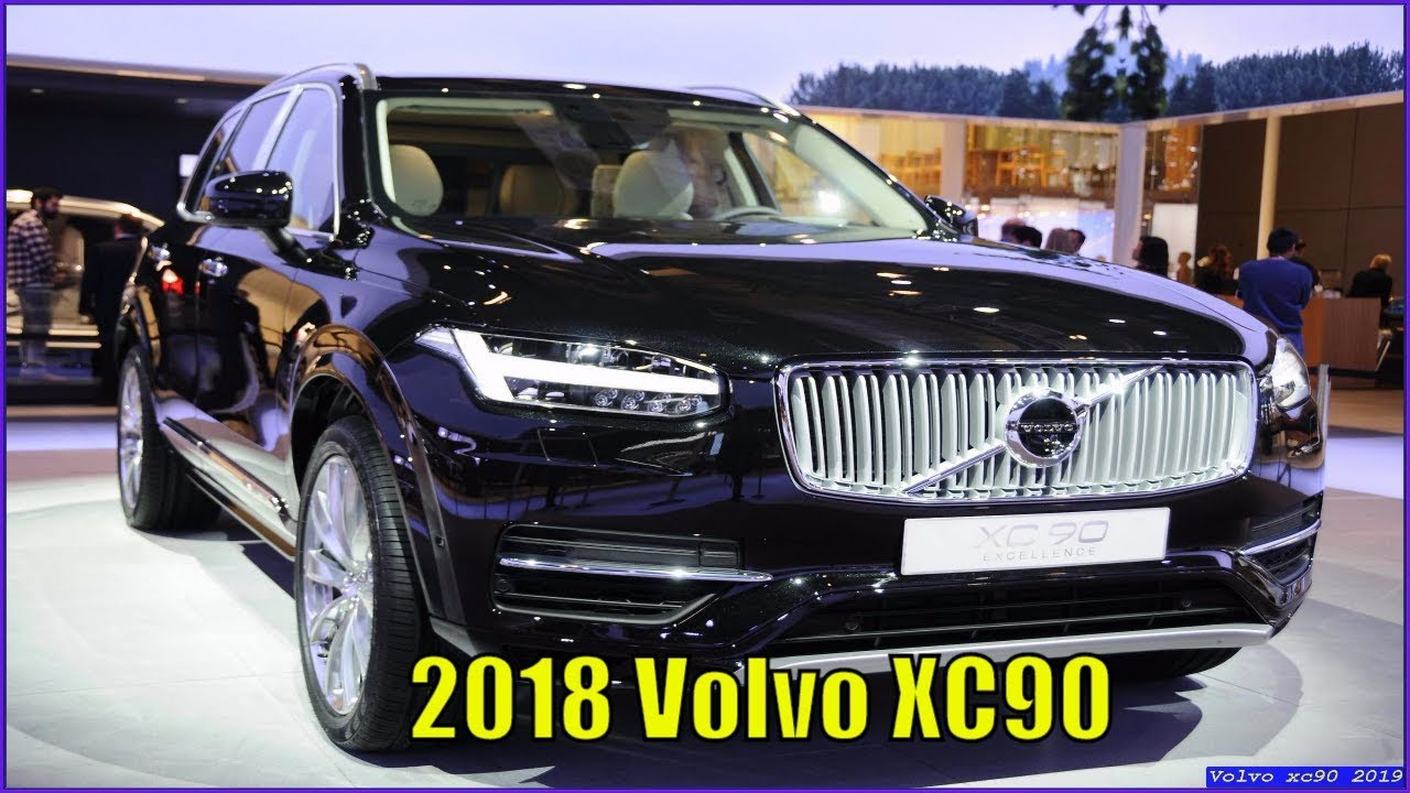 new volvo xc90 2018 t8 hybrid review youtube. Black Bedroom Furniture Sets. Home Design Ideas