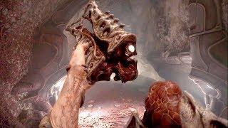Scorn — Хоррор от первого лица! Геймплей! (1440p 60 FPS)