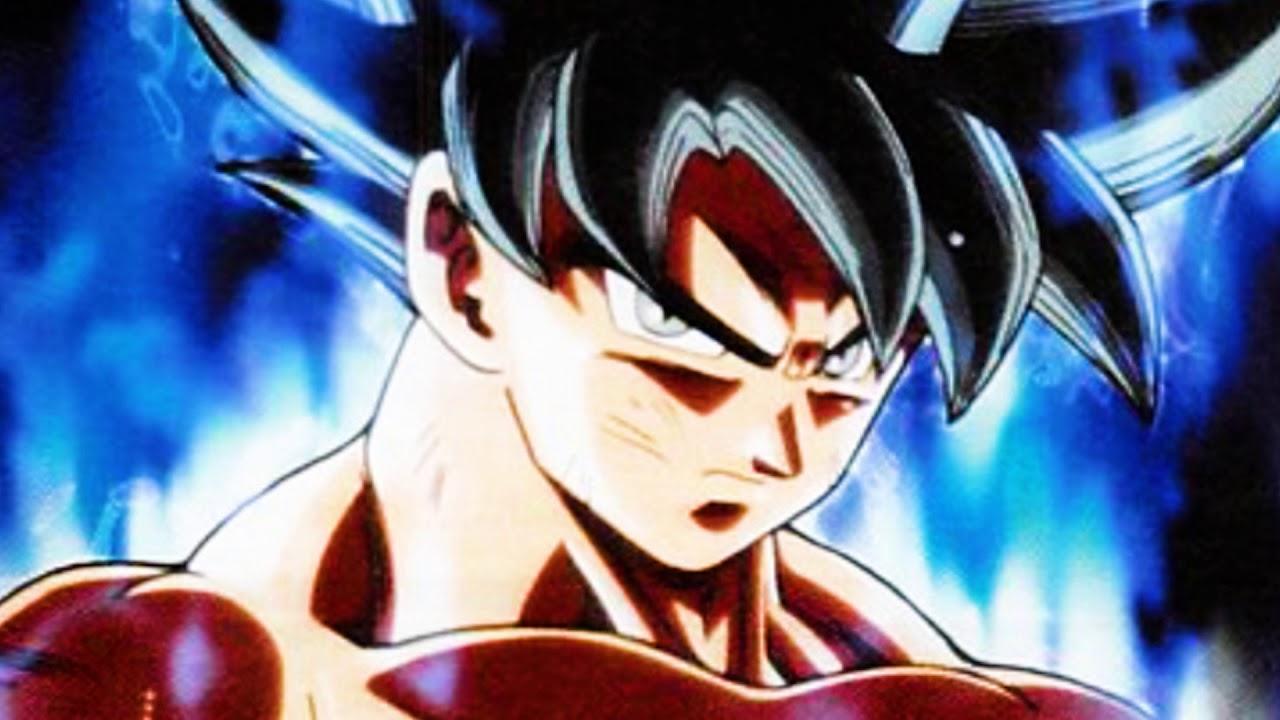 Goku's new form