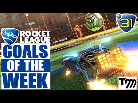 Rocket League - TOP 10 GOALS OF THE WEEK #31 (Rocket League Best Goals) thumbnail