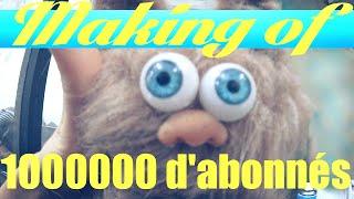 """Making of """"1 000 000 d'abonnés"""" - Natoo"""